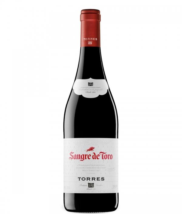 Червено Вино Сангре Де Торо, Торес Испания 0.75 л