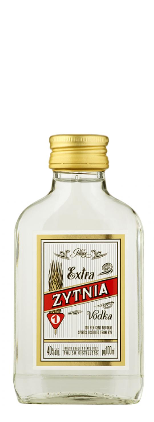 Водка Екстра Житная 0.1 л