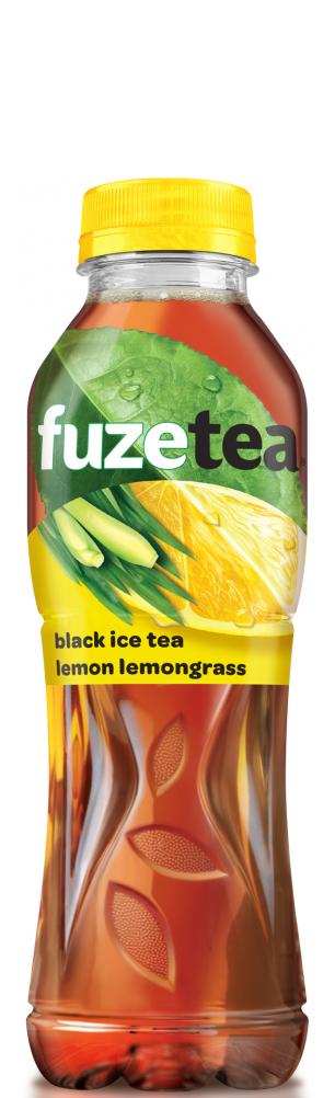 Студен Чай Фюзтий Лимон и Лимонена Трева 0.5 л