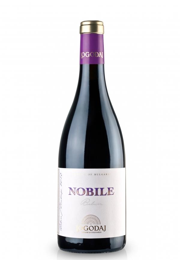 Червено Вино Нобиле Рубин Логодаж 0.75 л