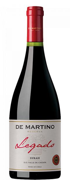 Червено Вино Легадо Сира 0.75 л
