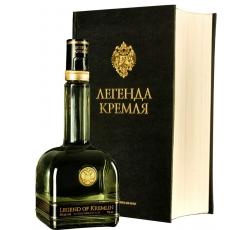 Водка Легенда Кремля Книга 0.7 л
