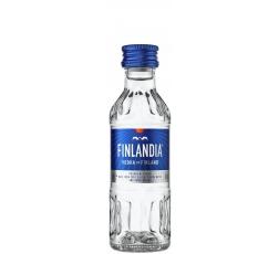 Водка Финландия 0.05 л Миниатюра