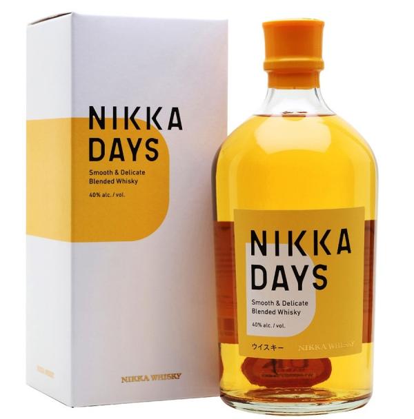 Японско Уиски Ника Дейс 0.7 л