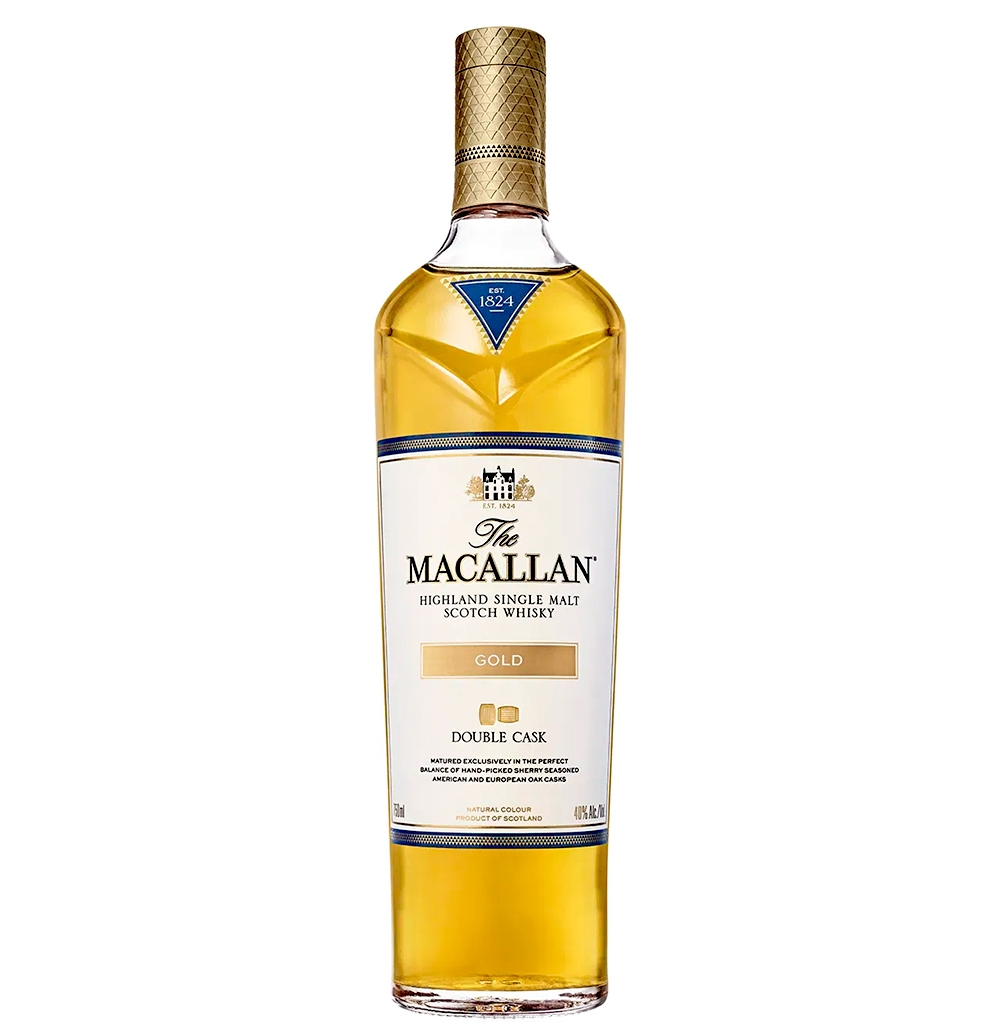 Уиски Макалън Голд Дабъл Каск 0.7 л