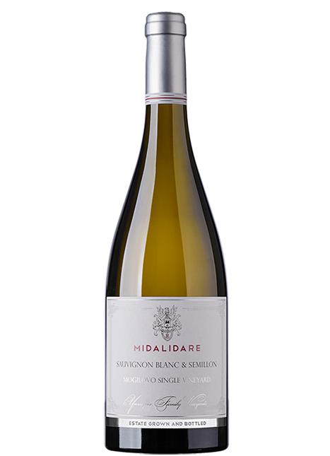 Бяло Вино Мидалидаре Сововиньон Блан х Семийон 0.75 л