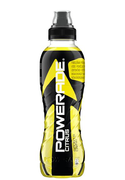 Пауърейд Лимон 0.5 л