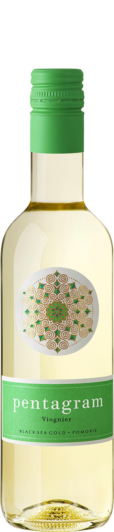 Бяло Вино Пентаграм Вионие Поморие 0.375 л