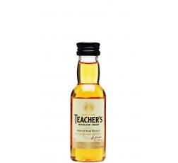 Уиски Тийчърс 0.05 л Миниатюра