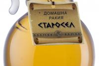 Домашна Ракия Старосел 1 л