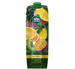 Плодова Напитка ВВВ Мултифрут A+C+E 1 л