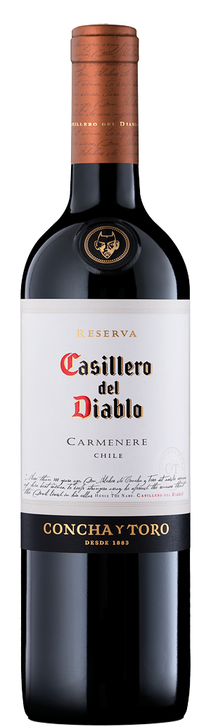 Червено Вино Касиеро дел Диабло Карменер 0.75 л