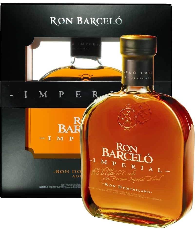 Ром Барсело Империал 10 годишен 0.7 л