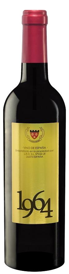 Червено Вино 1964 0.75 л