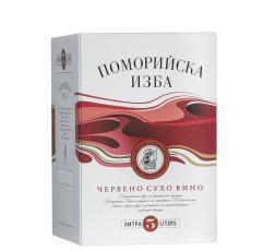 Поморийска Изба Червено Вино 5 л