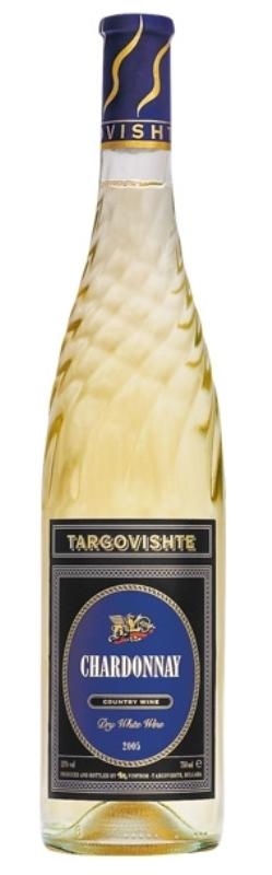 Бяло Вино Шардоне Търговище 0.75 л