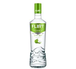 Водка Флирт Зелена Ябълка 0.7 л