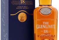 Уиски Гленливет 18 годишен 0.7 л