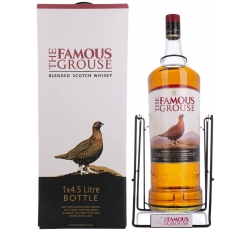 Уиски Феймъс Граус 4.5 л Люлка