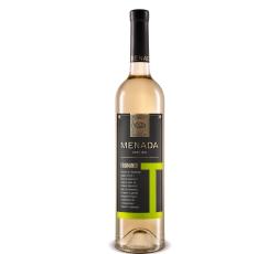 Бяло Вино Менада Траминер 0.75 л