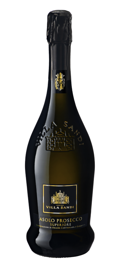 Пенливо Вино Вила Санди Просеко Азоло Супериоре 0.75 л