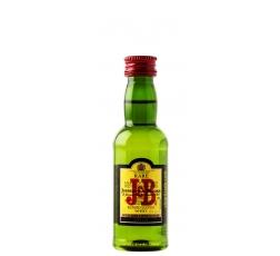 Уиски Джей енд Би 0.05 л Миниатюра