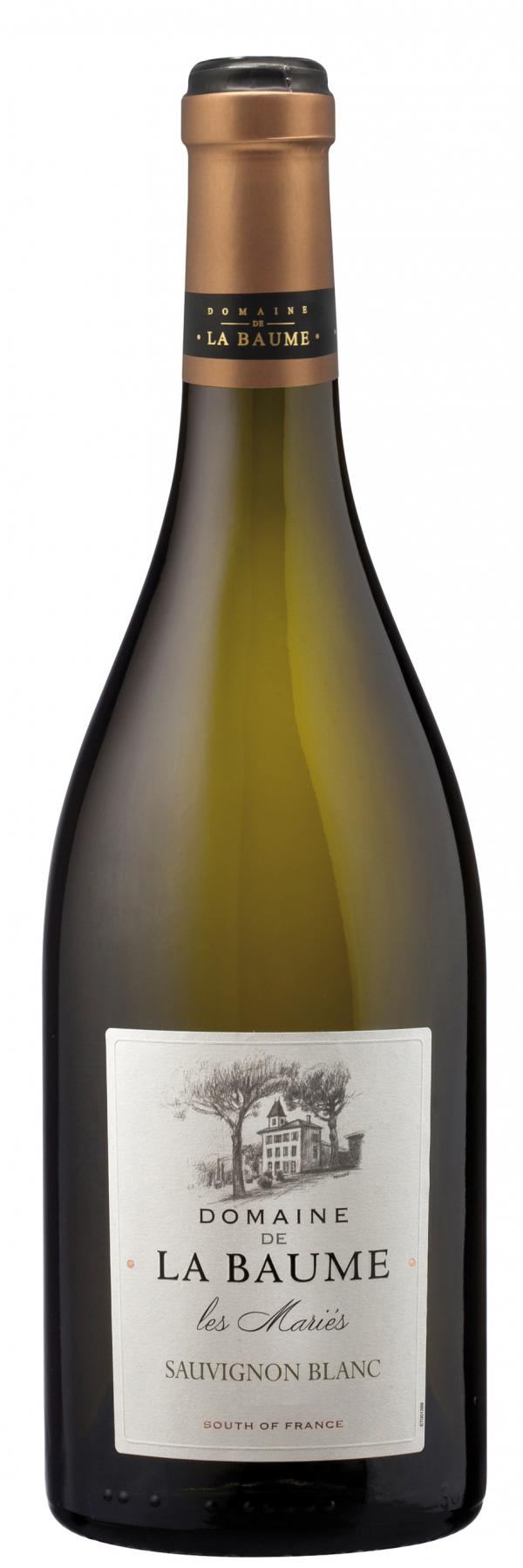 Бяло Вино Ла Бомб Совиньон Блан 0.75 л