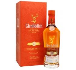 Уиски Гленфидих 21 год. 0.7 л