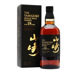 Японско Уиски Ямазаки 18 год 0.7 л