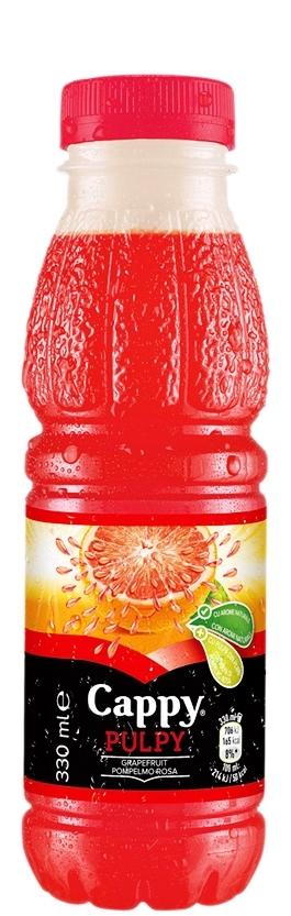 Натурален Сок Капи Пълпи Грейпфрут 0.33 л