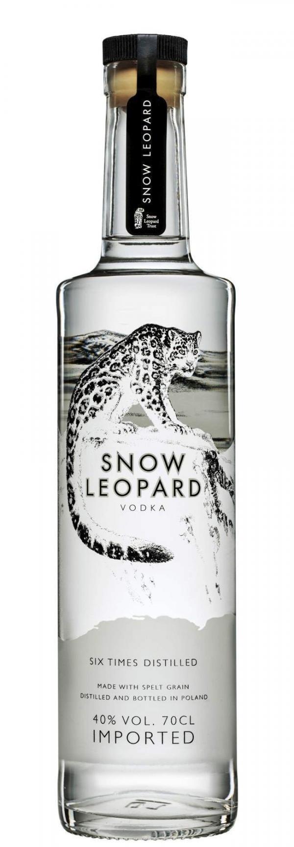 Водка Сноу Леопард 0.7 л