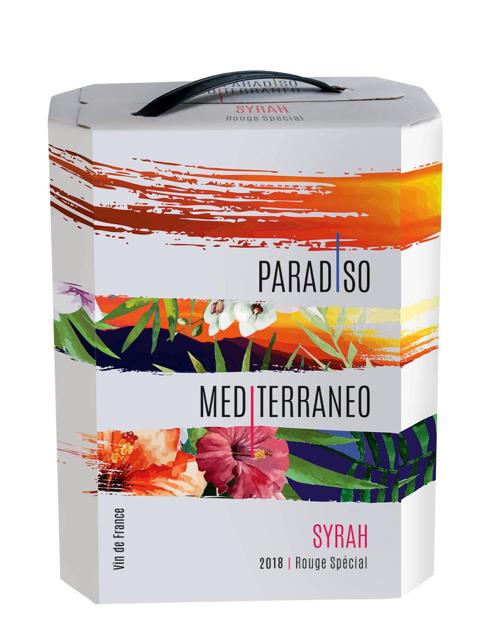 Парадисо Медитеранео Сира 3 л