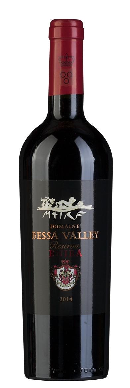 Червено Вино Енира Резерва 0.75 л