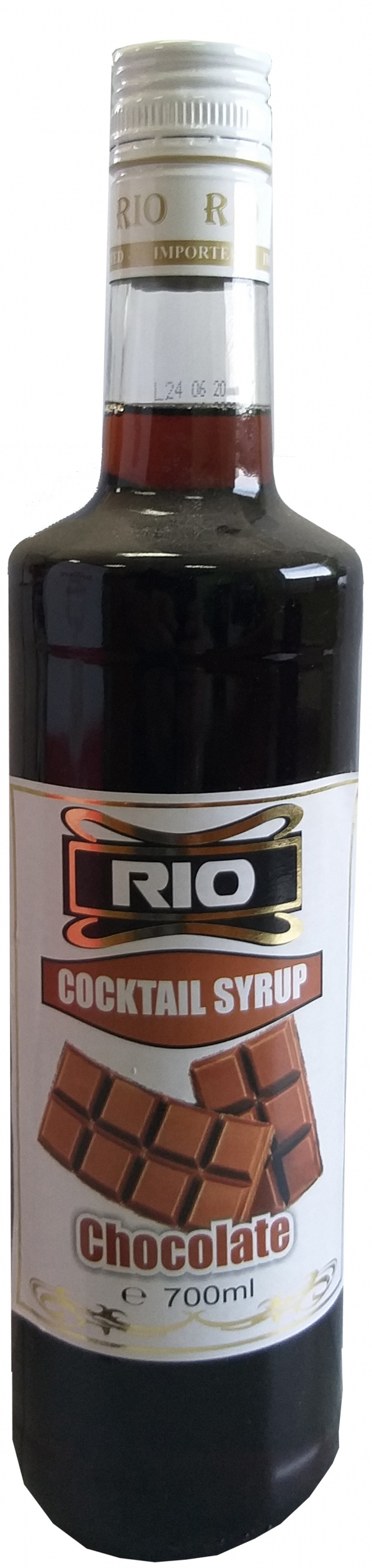 Рио Сироп Шоколад 0.7 л