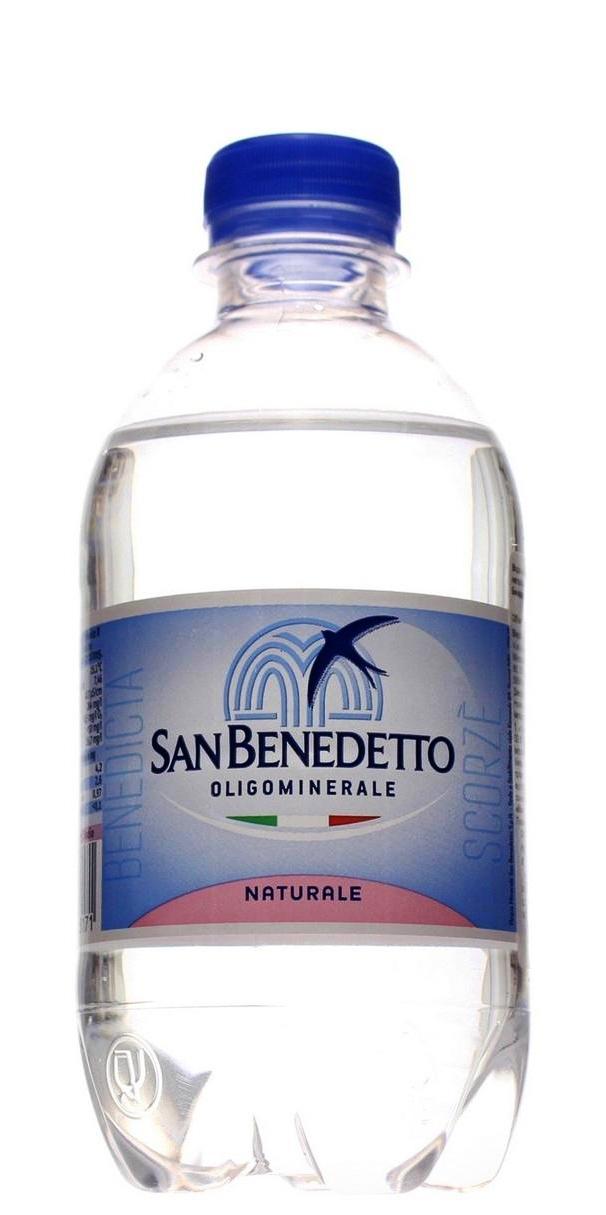 Минерална Вода Сан Бенедето 4 х 0.330 л
