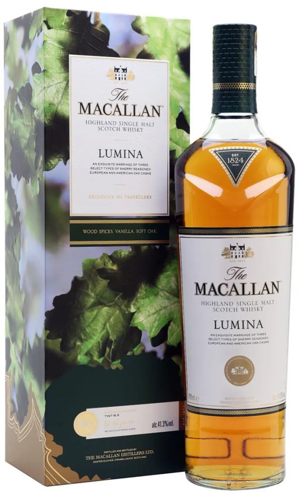 Уиски Макалън Лумина 0.7 л