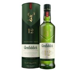 Уиски Гленфидих 12 годишен 0.7 л