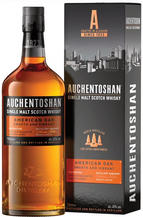 Уиски Охинтошън Американ Оук Малц 0.7 л