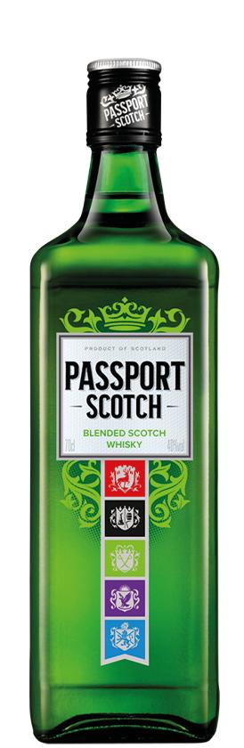 Уиски Паспорт 0.7 л