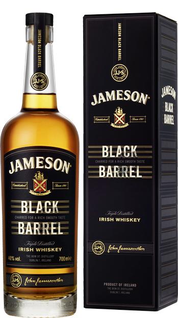 Уиски Джеймисън Блек Барел 0.7 л