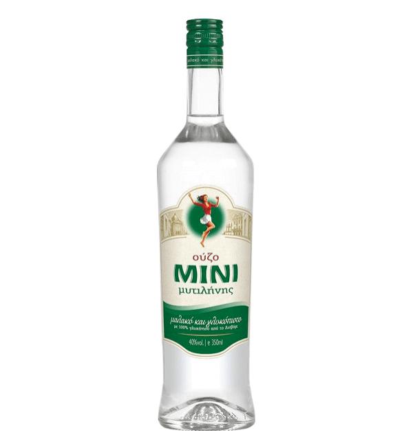 Узо Мини от Митилини 0.7 л