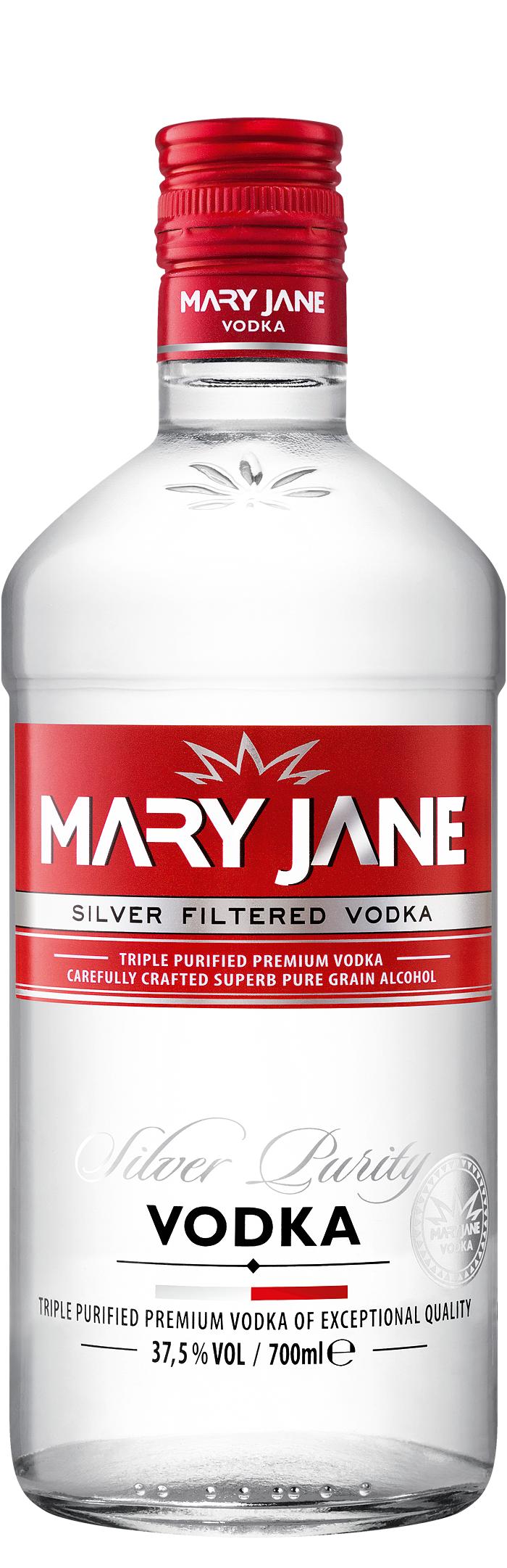 Водка Мери Джейн 0.7 л