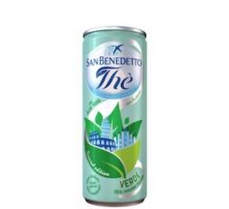 Студен Чай Сан Бенедето - Зелен Чай с Алое 0.330 л