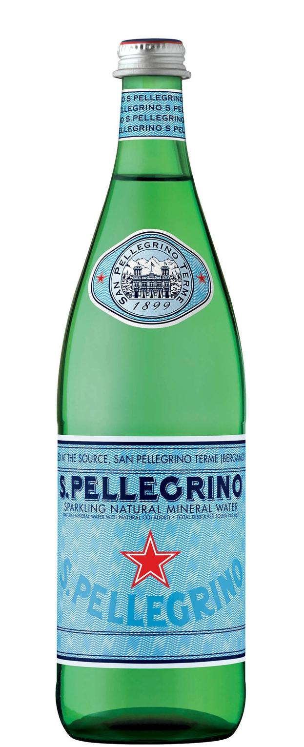 Минерална Вода Сан Пелегрино 0.750 л Стъкло