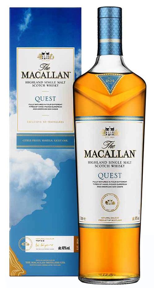 Уиски Макалън Куест 1 л
