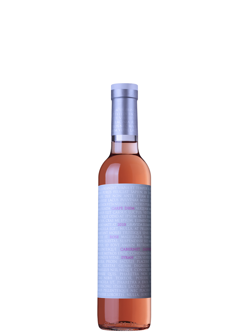 Мидалидаре Карпе Дием Розе 0.375 л