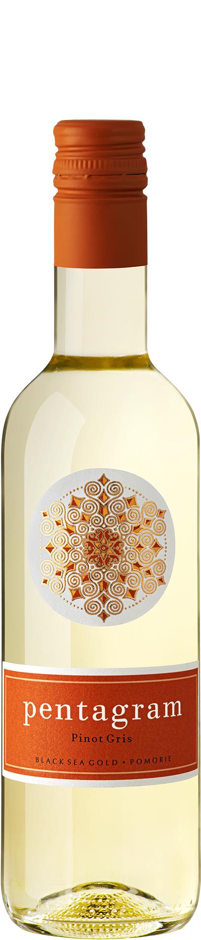 Бяло Вино Пентаграм Пино Гри Поморие 0.375 л