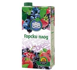 Плодова Напитка ВВВ Горски Плод 2 л