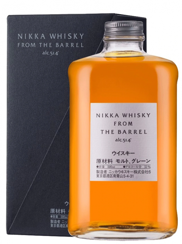 Японско Уиски Ника Фром Дъ Барел 0.5 л