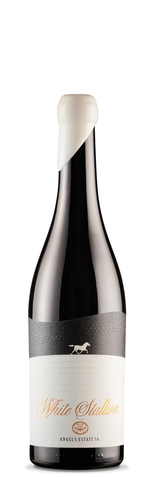 Бяло Вино Ейнджълс Естейт Уайт Стелиън 0.375 л